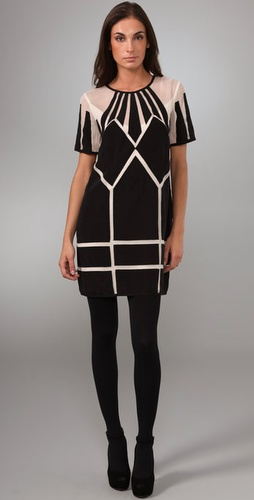 Temperley London Mini Sula Dress