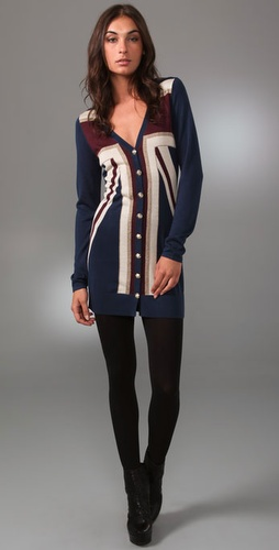 Temperley London Pailia Cardigan