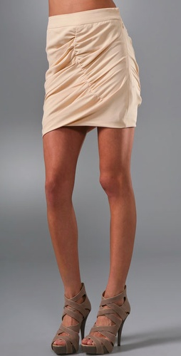 Thakoon Twist Skirt