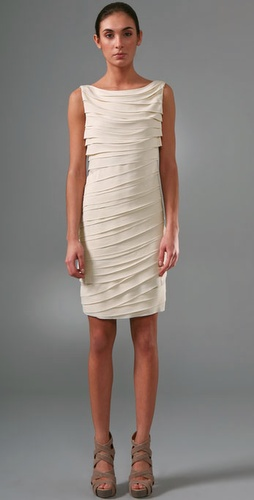 Tiered Cutout Dress - Thakoon from shopbop.com