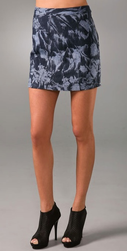 Thakoon Thakoon Addition Seamed Miniskirt