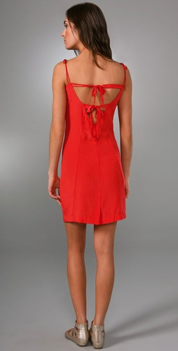 Thayer Tie Back Dress