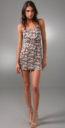 Thayer Open Back Dress