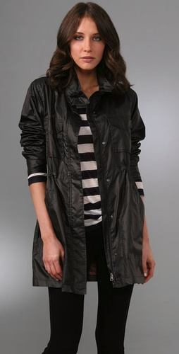 Theory Hattie Swagger Jacket