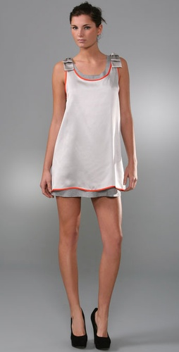Thread Social Colorblock Tank Dress from shopbop.com