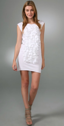 Thread Social Ruffle Dress