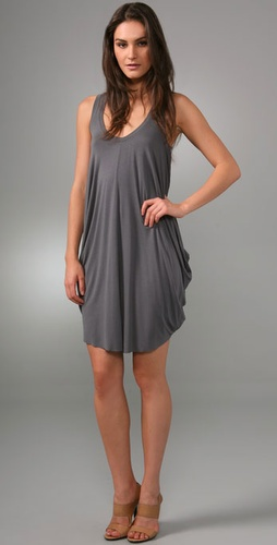 Three Dots Convertible Tank Dress