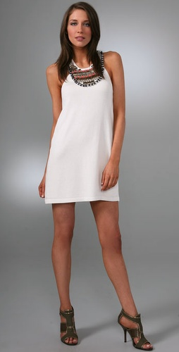Tibi Santiago Sweater Dress