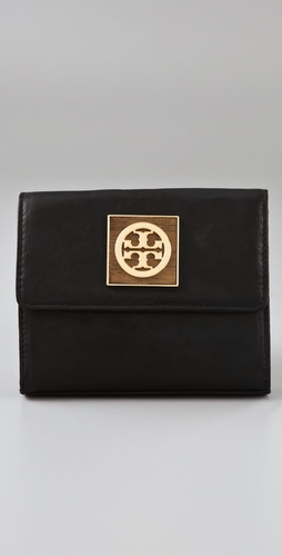 Tory Burch Louisa Double Snap Wallet