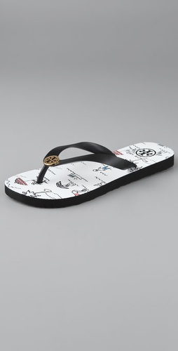 Tory Burch Flip Flops