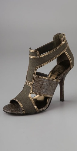 Tory Burch Geoff High Heel Sandals