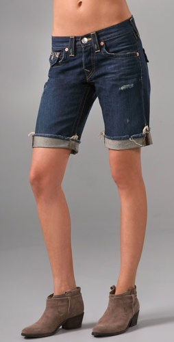 True Religion Riley Shorts