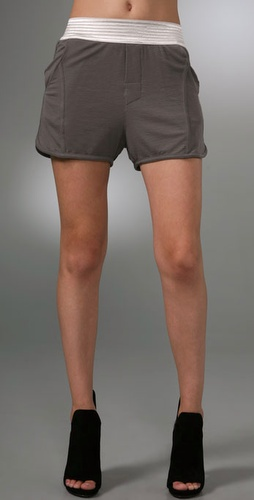 T By Alexander Wang 2x2 Shorts