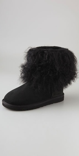 Ugg Australia Sheepskin Cuff Boots