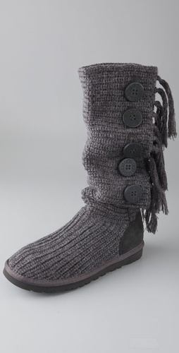 Ugg Australia Fringe Cardy Boots