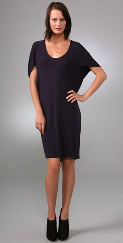 Under.ligne By Doo.ri Yoke Jersey Dress