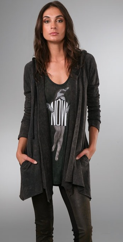 Vena Cava Viva Vena Found Object Hoodie