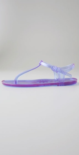 Vera Wang Lavender Label Rita Thong Flat Sandals