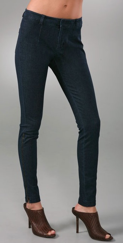Vince Zip Jean Leggings
