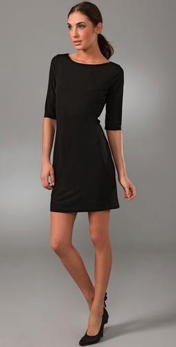 » little black dress VINCE  : The Little Black Dress Etc  :