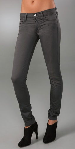 Vince Denim Second Skin Skinny Jeans