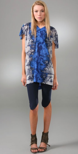 Vpl Canopy Tunic Dress