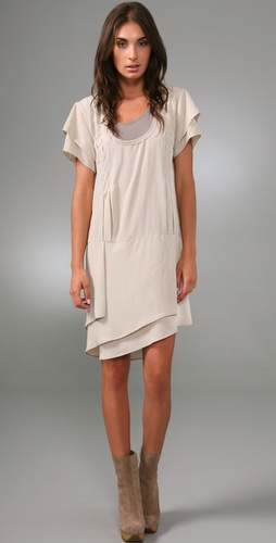 Vpl Suture Shift Dress