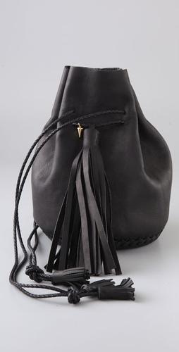 Wendy Nichol Braided Bullet Bag
