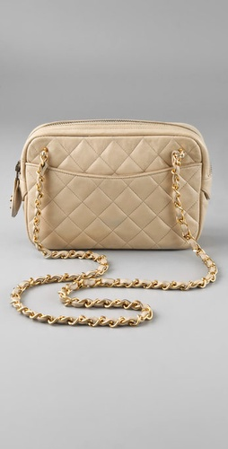 Wgaca Vintage Vintage Chanel Double Chain