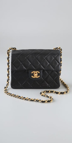 Wgaca Vintage Vintage Chanel 2.55 Classic