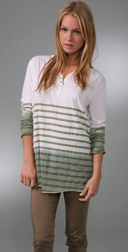 Woodford & Co French Henley Tunic
