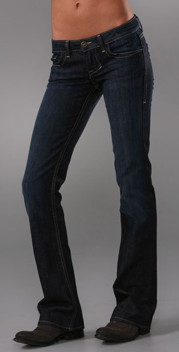 William Rast Stella 5 Pocket Boot Cut Jea