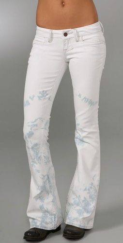 William Rast Savoy Flare Jeans