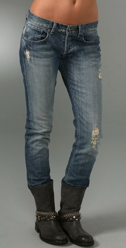 William Rast Sami Slouch Jeans
