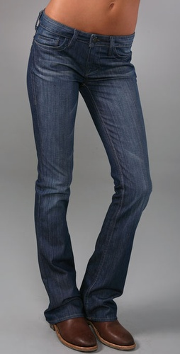 William Rast Stella Slim Boot Cut Jeans