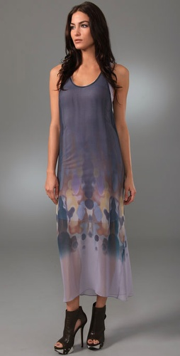 Zimmermann Fragment Long Tank Dress