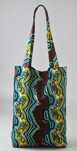 Zuba Tote Bag (numerous prints available), $38 @shopbop.com