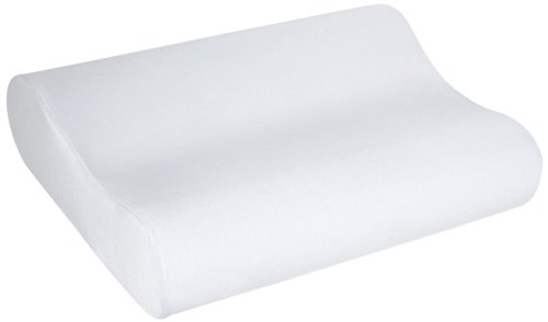 Amazon.com - Sleep Innovations Contour Memory Foam Pillow