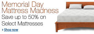 Memorial Day Mattress Madness