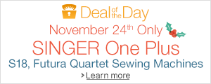 September Sewing Deal of the Day