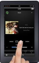 Check out the Kindle App for Yamaha Network Receivers