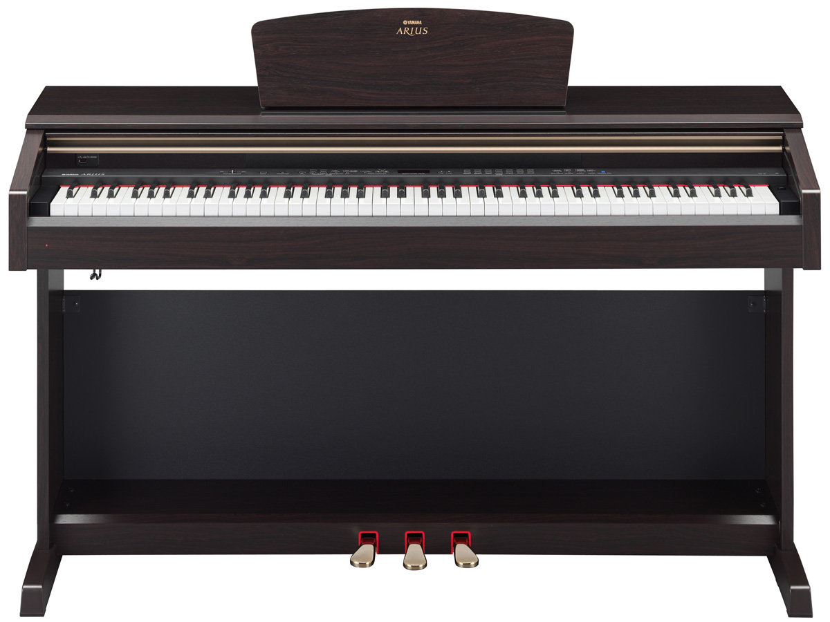 Amazon.com: Yamaha ARIUS YDP-181 Electronic Piano with Bench ;Rosewood ...