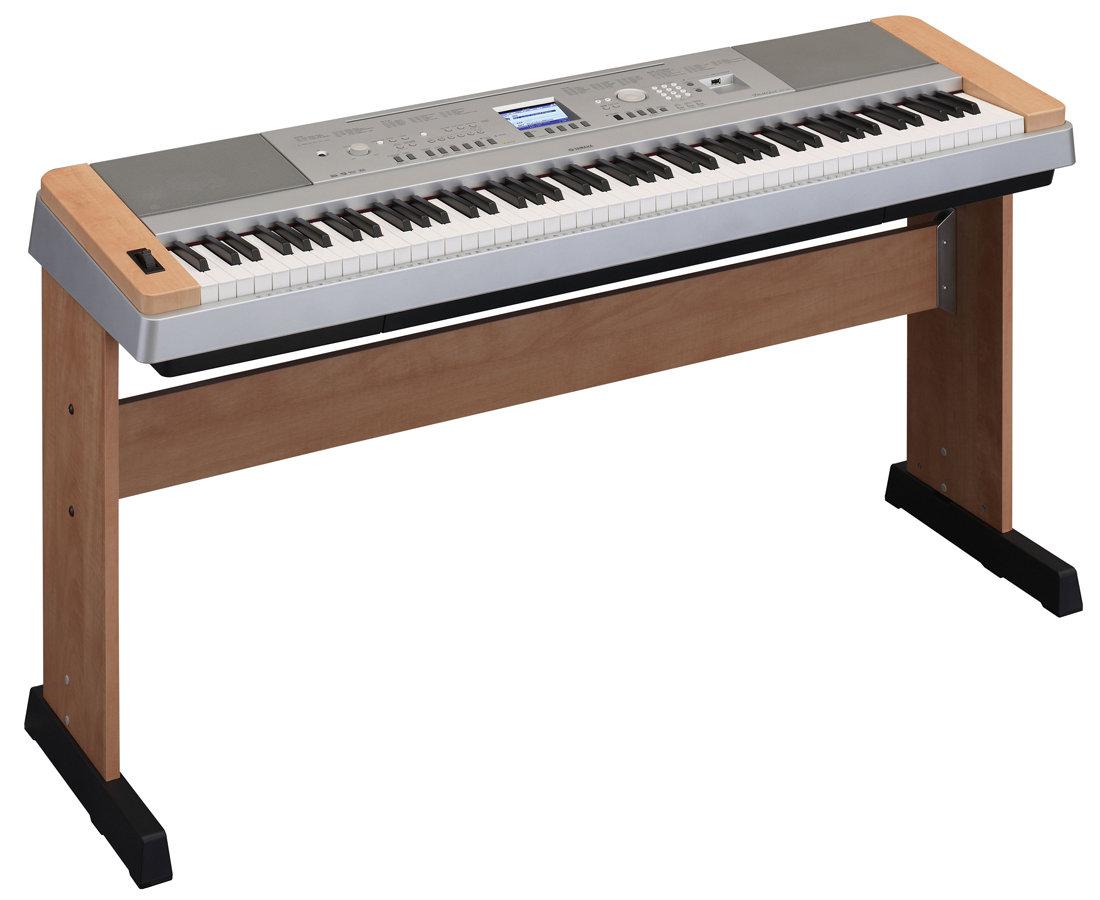 yamaha dgx640c digital piano cherry musical