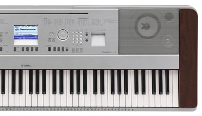 Yamaha dgx640w digital piano walnut review and best for Music keyboard yamaha price