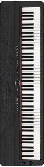 Yamaha P-155 Digital Piano - Ebony
