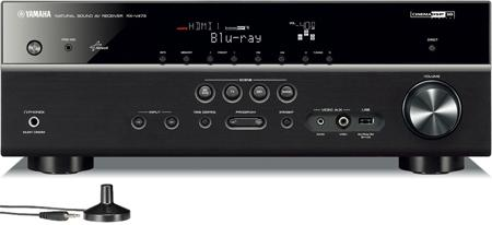 Yamaha RX-V473 5.1-Channel Network AV Receiver