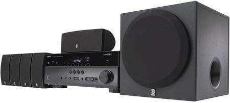 Amazon Com Yamaha Yht 597 5 1 Channel Network Home