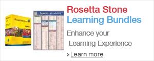 Rosetta Stone Bundle