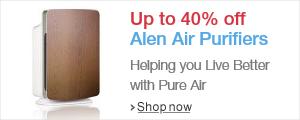Alen Air Purifier Sale