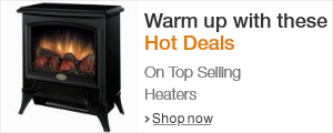 Warm Up with these Hot Deals on Top Selling Heaters